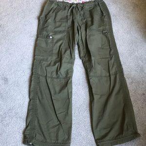 Pants - Kathy Peterson green women's pants M